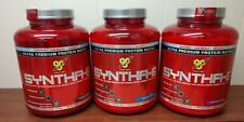 BSN Syntha-6 Protein Powder 5LB Ultra Premium Lean Matrix 5 LB (Choose Flavor)