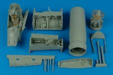 AIRES HOBBY 1/32 F8E/H DETAIL SET FOR TSM (D) | 2110