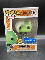 Zamasu #316 Funko Pop! DBZ Dragonball Z Glow in the Dark Walmart Exclusive