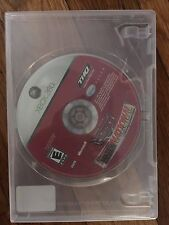 Cars: Mater-National Championship (Microsoft Xbox 360, 2007)disc and case