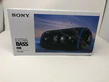 Sony SRS-XB43 EXTRA BASS Wireless Speaker IP67 BLUETOOTH, Black NEW