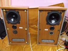 B&W DM2 SPEAKERS  pair with original packaging