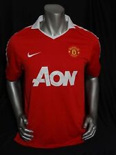 Manchester United home soccer jersey 2010/11 size L