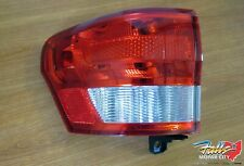 2011-2013 Jeep Grand Cherokee Driver's Side Tail Lamp Mopar OEM