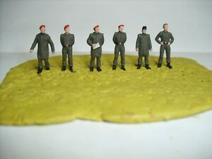 Preiser  Figuren H0 1:87  Soldaten