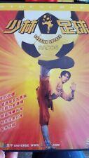 Shaolin Soccer (Dvd, 2001) Stephen Chow Hong Kong Movie