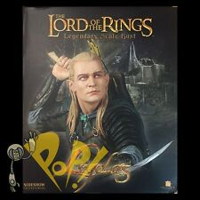 Sideshow LORD of the Rings LEGOLAS Legendary Scale BUST New UNOPENED!