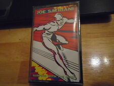 SEALED RARE OOP Joe Satriani CASSETTE TAPE Surfing With the Alien CHICKENFOOT G3