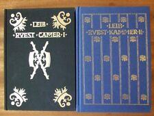Katalog der Leibrüstkammer; Waffen-Sammlung I & II (Kunsthistorisches Museum)