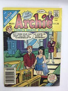 Archie Comics Digest Magazine No. 90 June 1988 E3