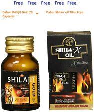 Dabur Shilajit Gold for strength, stamina & power for MEN