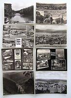 TAMBACH DIETHARZ Thüringen 8x DDR Postkarten Lot Ansichtskarten ungelaufen