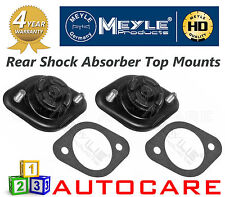 BMW E30 E36 E46 E85 E86 Posteriore AMMORTIZZATORE TOP Mounts Meyle HD 3003359102hd x2