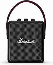 Marshall Stockwell II Tragbar Bluetooth Lautsprecher - Schwarz