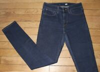 Levis  Jeans pour Femme W 27 - L 32  Taille Fr 36  (Réf S429)