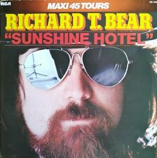 "Richard T. Bear - ""Sunshine Hotel"" - Vinyl Maxi 45T"