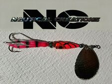 Salmon Lure Assorted colors Salmon Slayer 3/4 oz Spinner 2/0 Mustad Nautical