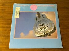 DIRE STRAITS BROTHERS IN ARMS ORIGINAL FIRST PRESS LP STILL FACTORY SEALED ~1985