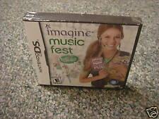 Imagine: Music Fest (Nintendo DS) NEW