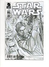 Star Wars #3 Alex Ross Sketch Variant (1 Per Store) Dark Horse Comic