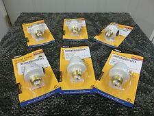 6 Westek Manual Dimmer Screw In Socket Lamp Bulb Light Switch 100W 6009B New