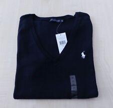 Ralph Lauren  Damen T-Shirt, Grösse  XL, dunkel blau , V-Neck
