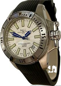 BALL Watch Eng. Hydrocarbon Classic II 40 mm DM1016A-P1J-WH Preowned MSRP 2,299