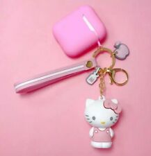 Silicone Case For AirPods cute Protective Cover Bluetooth Earphone hello kitty