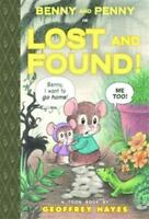 Benny and Penny in Lost and Found: Toon Books Level 2 by Hayes, Geoffrey