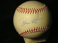 Brian Barton St Louis Cardinals Autographed Official League Ball