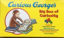 Curious Georage Big Box Of Curiosity