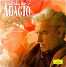Romantic Adagio: Karajan (CD, Jan-1997, DG Deutsche Grammophon (USA))(cd1751)