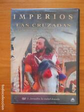 DVD IMPERIOS - LAS CRUZADAS - 2. JERUSALEN, LA CIUDAD DESEADA (CÑ)