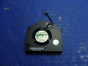 "MacBook Pro 13"" A1278 MB991LL/A  Genuine Laptop CPU Cooling Fan 922-8620 GLP*"