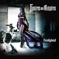 THEATRES DES VAMPIRES - CANDYLAND   CD NEW