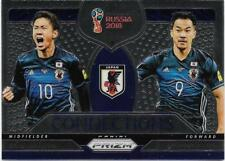 2018 Panini FIFA World Cup Connections (C-11) KAGAWA / OKAZAKI Japan