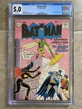 BATMAN #126 CGC 5.0 DC Comics 1ST APP OF FIREFLY (Ted Carson) w Batwoman cover