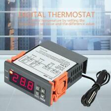 Temperature Controller Thermostat Aquarium Sensor STC-1000 Digital 110-220V B9S1