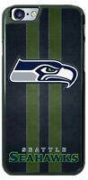 Seattle Seahawks Football Tread Logo Phone Case for iPhone X 8 PLUS Samsung etc