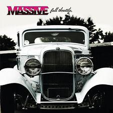 """Massive """"Full Throttle"""" CD w/ 4 Bonus Tracks - NEW!"""