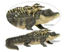 Alligator mit Babies 30 cm Serie Unglaubliche Kreaturen Safari Ltd 259629