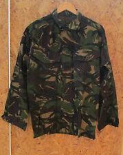 "Genuine British Army DPM Woodland Lightweight Combat Jacket/Shirt NEW 170/88 34"""