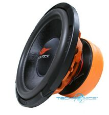 """CADENCE S4W15-D1 COMPETITION 15"""" 10,000W DUAL 1 OHM CAR AUDIO STEREO SUB WOOFER"""