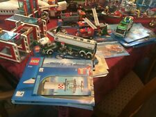 Lego Lot of 13 LEGO CITY Sets - used, no boxes