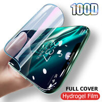 Cubierta Protectora Pantalla Película Hidrogel Para iPhone 12 Pro Max 12 Mini 11