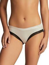 Elle Macpherson Body Slink Bikini Briefs Fawn/Jet Black Size S New with Tags UK