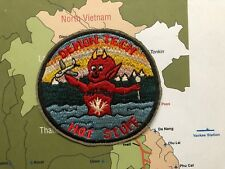 Patch -     demon tech , hot stuff   RCAF Patch Sqn Royal Canadian Air Force 40
