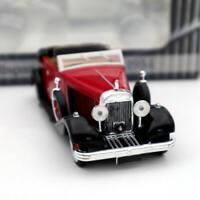 1/43 AUTOS de epoca Hispano Suiza H6C 1934 Diecast Models Classic Car Collection