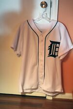 2004 Jersey Fernando Vina Detroit Tigers trimmed