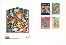 Ireland 1996 FDC Christmas Issue